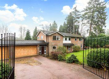 Thumbnail 5 bed detached house for sale in Park View Road, Woldingham, Surrey
