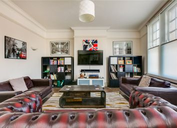Thumbnail 3 bed flat to rent in Broomhill Road, London
