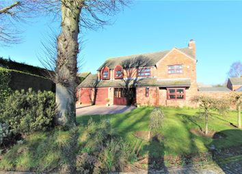 Bramley Orchard, Bushby, Leicestershire LE7. 6 bed detached house for sale