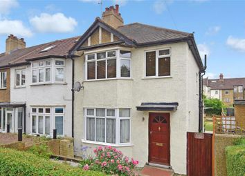 Thumbnail 3 bed end terrace house for sale in Kingsdown Road, Sutton, Surrey
