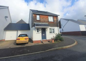 Thumbnail 3 bed detached house to rent in Castle Mill, Landkey, Barnstaple