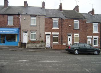 Thumbnail 3 bed terraced house to rent in High Street, Swallownest, Sheffield
