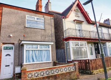Thumbnail 3 bed end terrace house for sale in Peaksfield Avenue, Grimsby