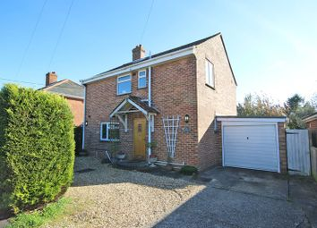 Thumbnail 3 bed detached house for sale in Manor Road, New Milton