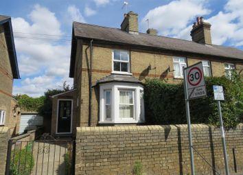 Thumbnail 2 bed end terrace house to rent in London Road, Biggleswade