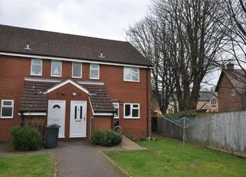 Thumbnail 1 bed maisonette for sale in Rochester Court, Saffron Walden, Essex