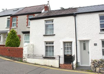 Thumbnail 2 bed end terrace house for sale in Norton Road, Mumbles, Swansea