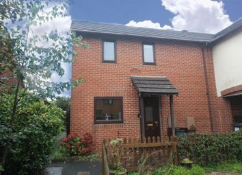 Thumbnail 2 bed end terrace house for sale in Templers Road, Newton Abbot