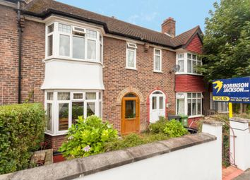Thumbnail 3 bed terraced house to rent in Further Green Road, Catford, London