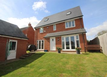 Thumbnail 5 bed detached house to rent in Newport Road, Brooklands, Milton Keynes, Buckinghamshire