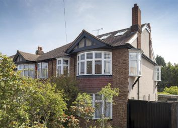 Thumbnail 5 bed semi-detached house for sale in Cromford Way, New Malden