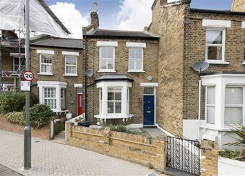 Thumbnail 3 bed terraced house to rent in Bective Road, Putney