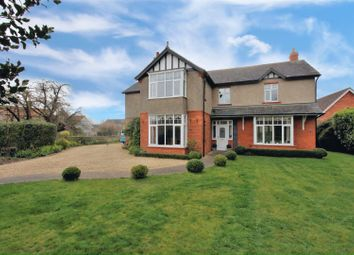 Thumbnail 5 bedroom detached house for sale in High Street, Thurlby, Bourne