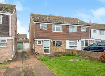 Aylesbury Avenue, Eastbourne BN23. 3 bed semi-detached house for sale