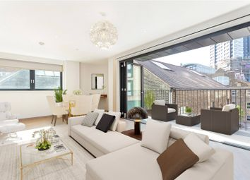 Thumbnail 3 bed flat for sale in The Ram Quarter, Ram Street, Wandsworth, London