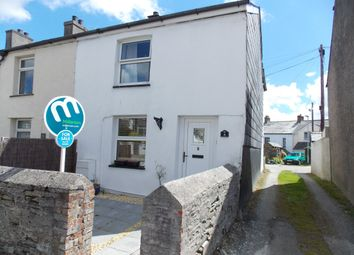 Thumbnail 2 bed end terrace house to rent in Addington North, Liskeard, Cornwall