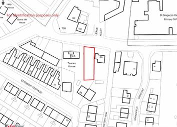Thumbnail Land for sale in Spring Garden Road, Stoke-On-Trent, Staffordshire