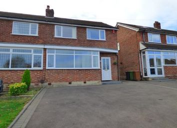 Thumbnail 3 bed semi-detached house for sale in Laneside Avenue, Sutton Coldfield, West Midlands