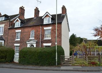 Thumbnail 5 bed town house for sale in Stafford Street, Market Drayton