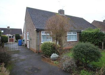 Thumbnail 2 bed bungalow for sale in Stanhope Road, Mickleover, Derby