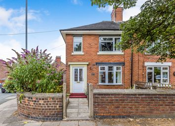 Thumbnail 2 bed semi-detached house for sale in Glebedale Road, Stoke-On-Trent