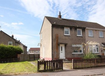 Thumbnail 2 bedroom semi-detached house for sale in Laburnum Road, Uddingston, Glasgow