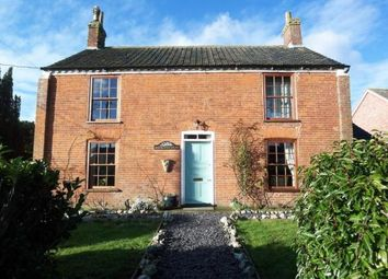 Thumbnail 4 bed detached house for sale in The Street, Rocklands, Attleborough
