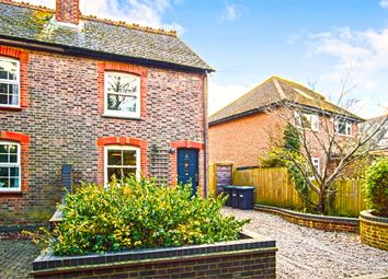 Thumbnail 2 bed semi-detached house for sale in 4 Oak Cottages, Sandy Lane, Crawley Down, West Sussex