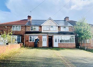 Thumbnail 3 bed terraced house for sale in Debenham Road, Birmingham, West Midlands