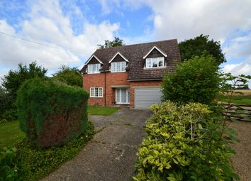 Thumbnail 4 bed detached house for sale in Council Houses, Little Yeldham Road, Little Yeldham, Halstead