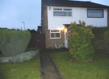 Thumbnail 2 bed semi-detached house for sale in St. Ives Way, Halewood, Liverpool