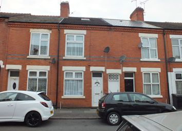 Thumbnail 4 bed terraced house for sale in Harewood Street, Off Green Lane Road, Leicester