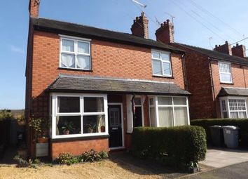 Thumbnail 2 bed semi-detached house for sale in Henry Street, Haslington, Crewe, Cheshire