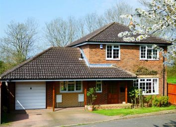 Thumbnail 4 bed detached house for sale in St Albans Drive, Weston Heights, Stevenage, Herts