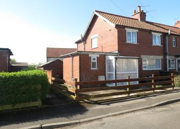 Thumbnail 3 bedroom terraced house to rent in East Terrace, Wombleton, York