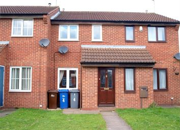 Thumbnail 2 bed town house for sale in Barley Close, Burton-On-Trent, Staffordshire