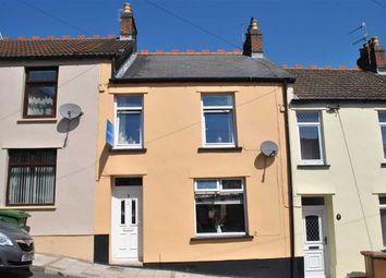 Thumbnail 2 bed terraced house for sale in School Street, Brithdir, New Tredegar