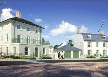Thumbnail 4 bed end terrace house for sale in Dugdale Road, Poundbury, Dorchester