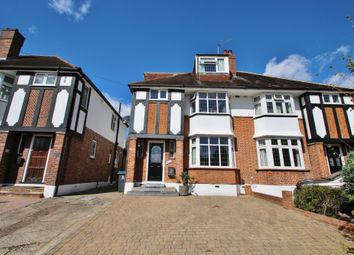 Thumbnail 4 bed semi-detached house for sale in Raeburn Avenue, Surbiton, Surrey