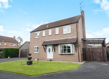 Thumbnail 4 bed detached house for sale in Cyprus Grove, Haxby, York