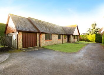 Thumbnail 4 bed detached bungalow for sale in Portsmouth Road, Liphook, Hampshire