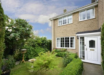 Thumbnail 3 bed detached house for sale in Holmes Avenue, Raunds, Northamptonshire