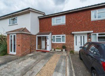 Thumbnail 2 bed terraced house for sale in Mortlake Close, Beddington, Croydon