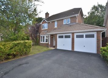 Rasset Mead, Crookham Village, Fleet GU52. 4 bed detached house