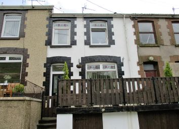 Thumbnail 3 bed terraced house for sale in Norton Terrace, Glyncorrwg, Port Talbot, Neath Port Talbot.
