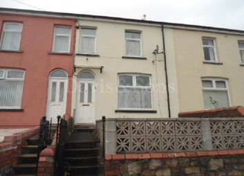 Thumbnail 3 bed terraced house for sale in Empire Terrace, Garndiffaith, Pontypool, Monmouthshire.