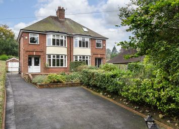 Thumbnail 3 bed semi-detached house for sale in Beach Road, Hartford, Northwich