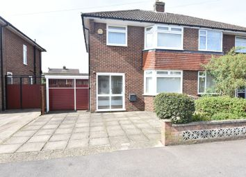 Thumbnail 3 bedroom semi-detached house for sale in Silecroft Road, Luton
