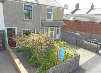 Thumbnail 2 bed terraced house for sale in East View, Lindal, Cumbria