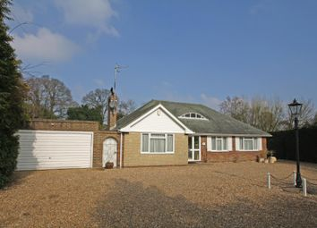 Thumbnail 3 bed detached bungalow for sale in Carlton Road, South Godstone, Godstone